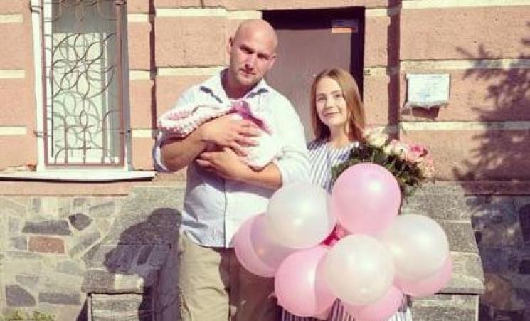 У Вінниці привітали сім'ї, в яких народи…