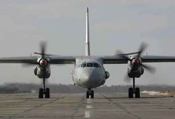 На Харьковщине командир Ан-26, котоырй р…