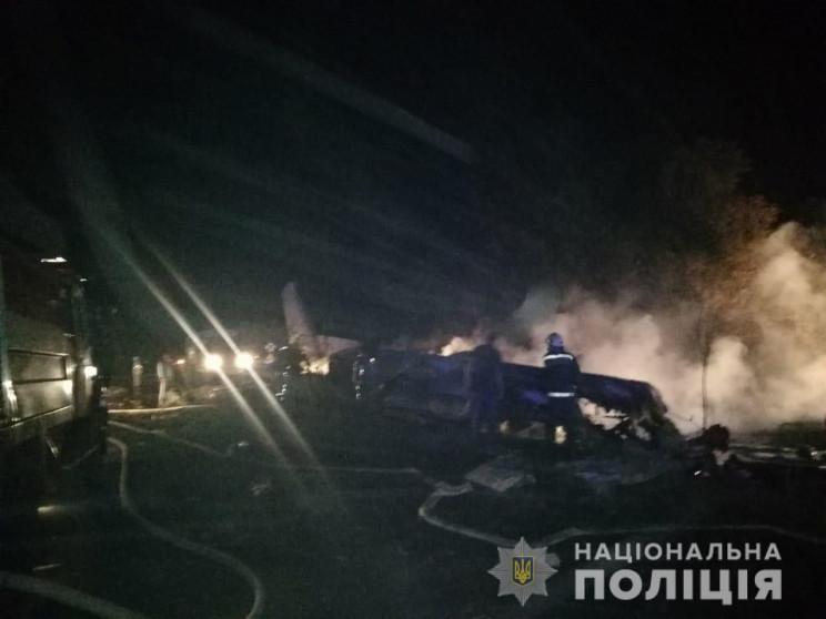 Кількість загиблих внаслідок авіакатастр…