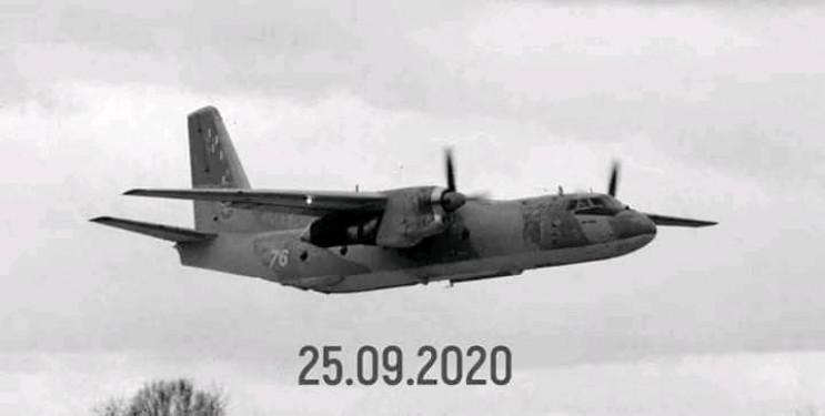 Падіння військового літака на Харківщині…