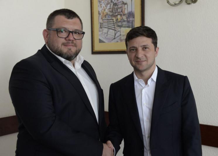 Нардеп Галушко заявив, що виходить з пар…