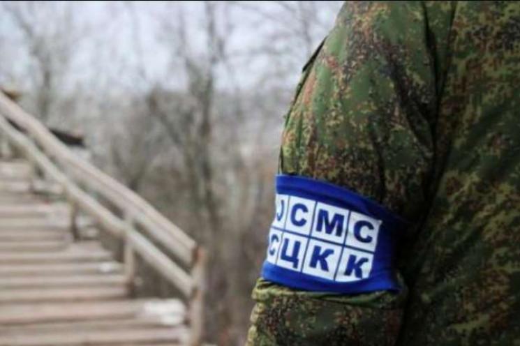 На ділянках розведення сил місія ОБСЄ по…
