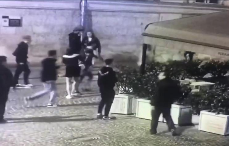 У Львові відбулася масова бійка зі стріл…