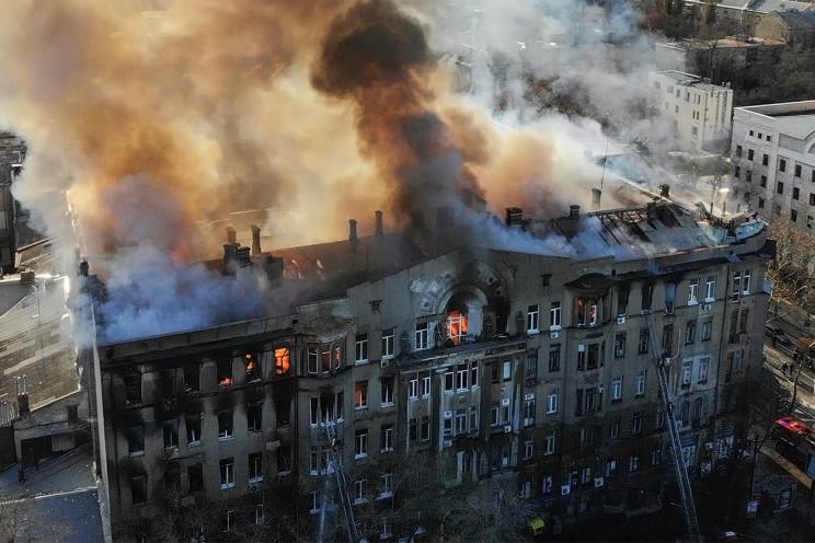 Экс-голову одесских спасателей будут суд…