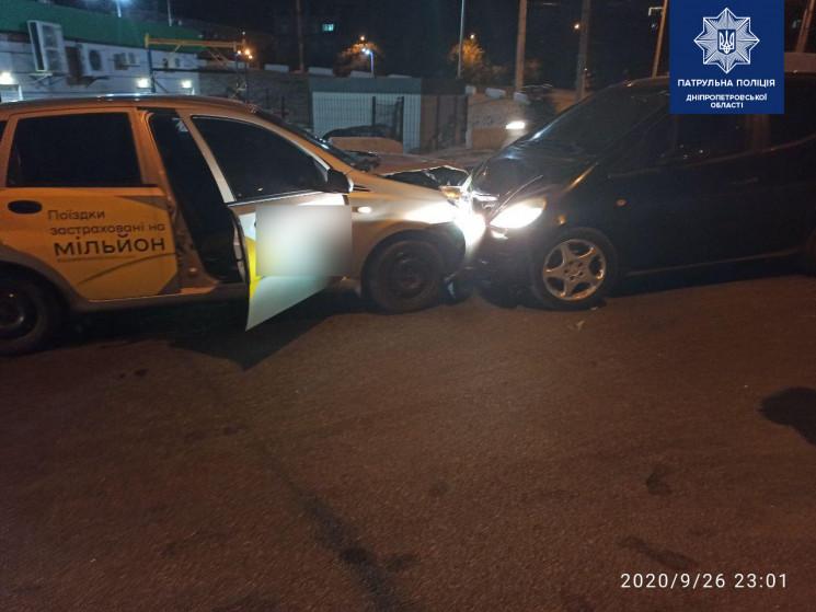 У Дніпрі розбилася автівка із 4-річною д…