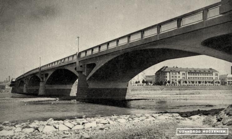 Міст Масарика: Його зведення запланували…