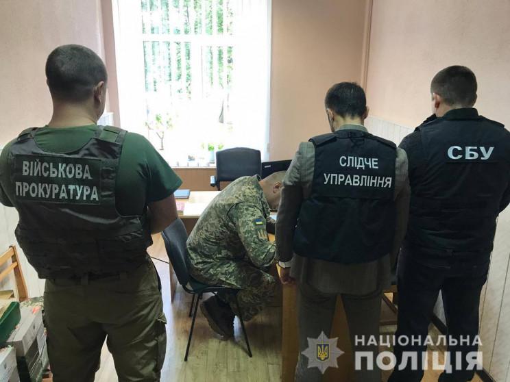 На Вінниччині військового комісара підоз…