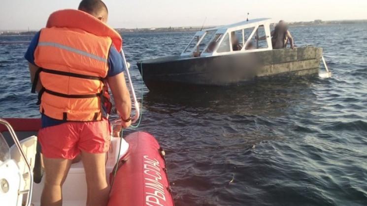 За сім кілометрів від берега: У Криму чо…