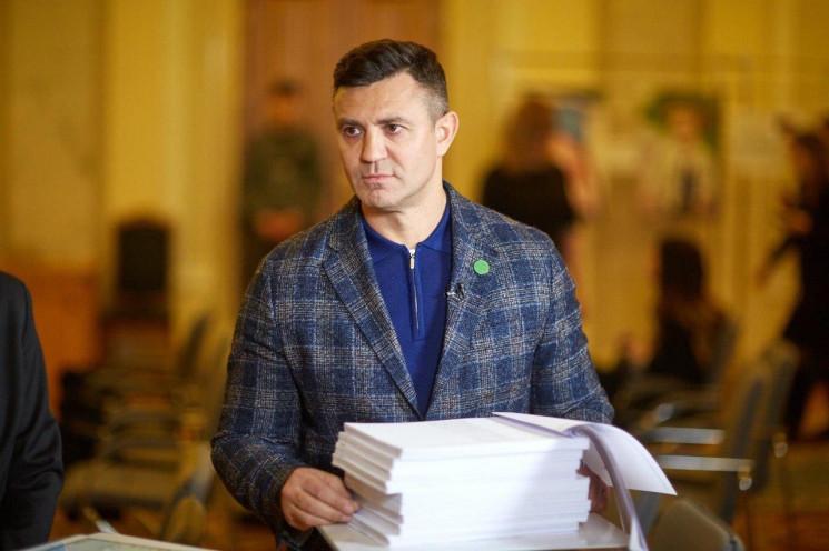 Тищенко заявив, що буде займатися миром…