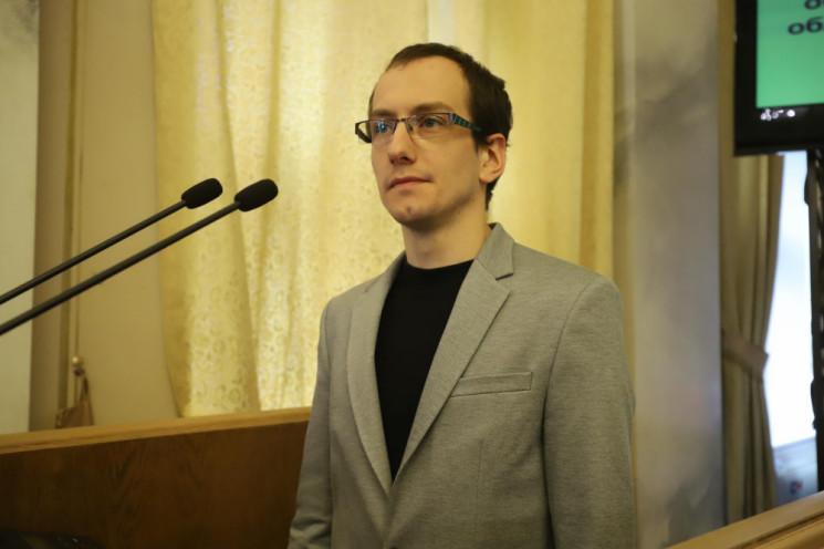 Керівником Львівського обласного молодіж…