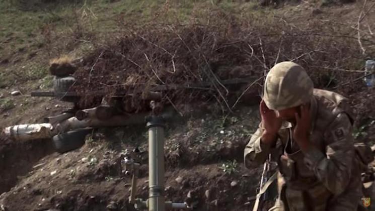 Азербайджан заявляє, що вірменська армія…