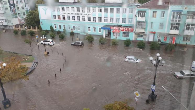 В анексованому Криму дочекалися дощу: Ке…