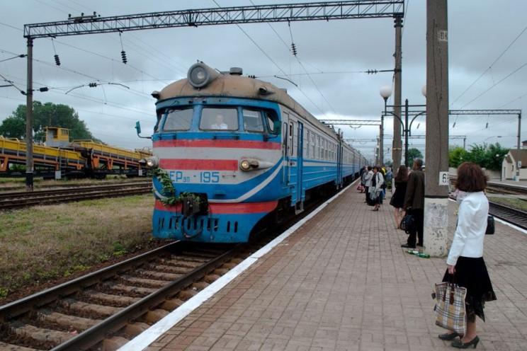 На Днепропетровщине железнодорожники зав…