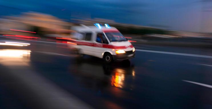 На Левандівці автомобіль збив людину…