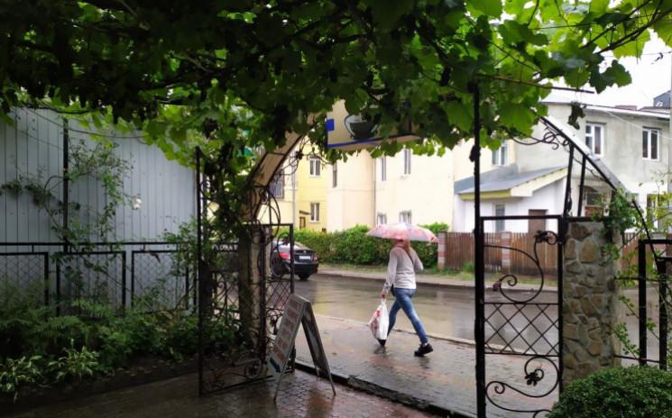Трускавець знову заливає дощем (ВІДЕО)…