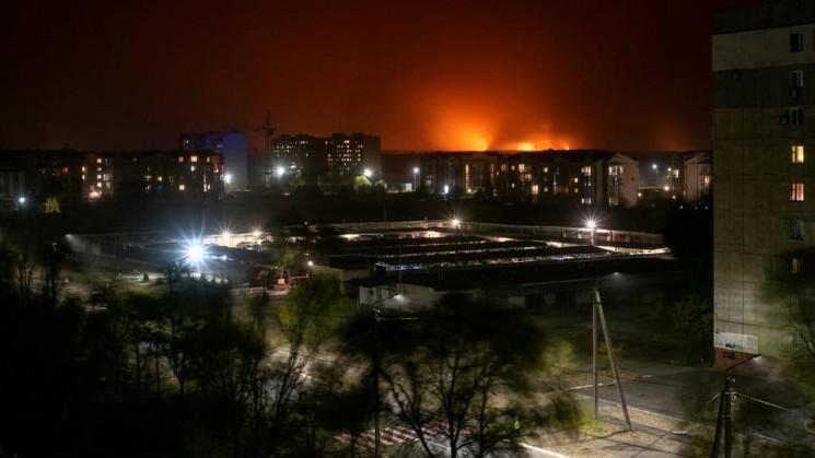 Луганщина у вогні: Як намагаються загаси…