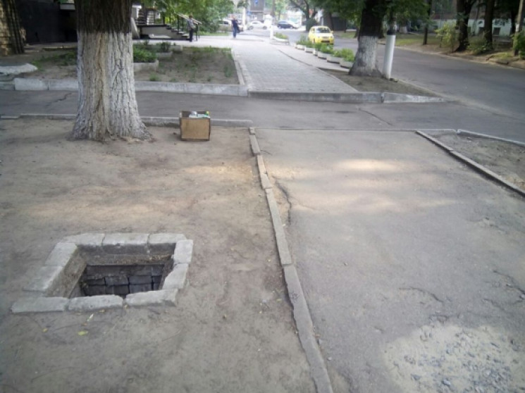 У Хмельницькому дощова каналізація стала…