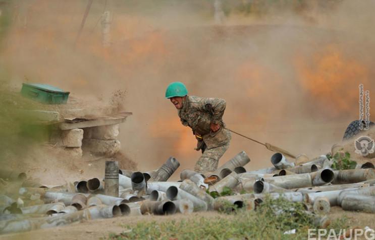Атака на столицю Карабаху: Спроба наляка…