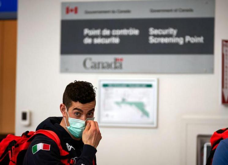 Кожного п'ятого канадця протестували на…