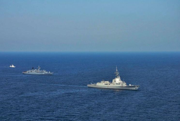 Як Україна розбудовує свою армію: Флот…
