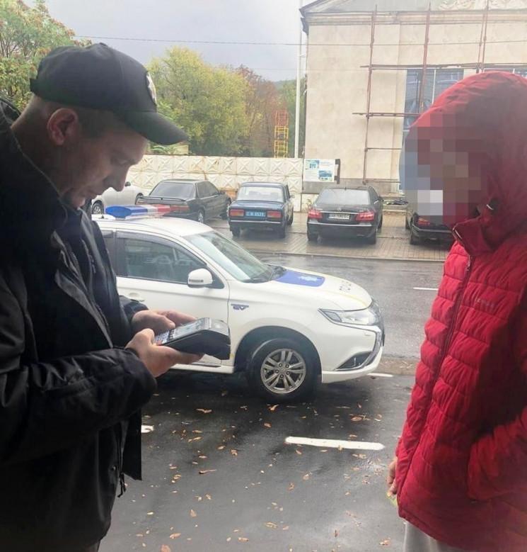 Порушники правил дорожнього руху Вінничч…