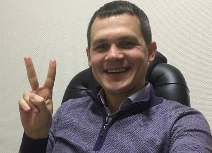 Кучер ведет в Харьковский горсовет спонс…