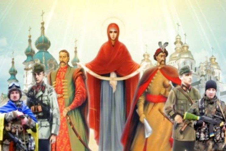 Покрови Пресвятої Богородиці: Про що мол…