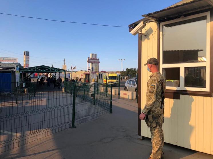 В штабі ООС підтвердили інформацію про з…