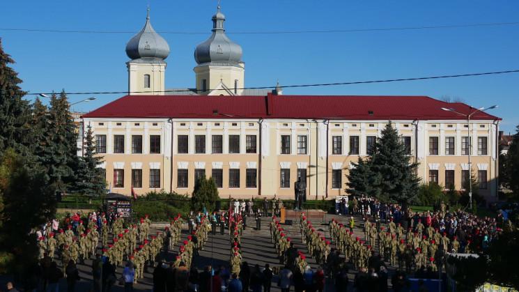 Майбутні захисники: У Тернополі 120 курс…