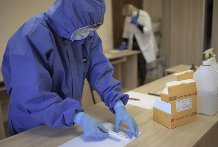 На Кропивниччині виявили 44 випадки коро…