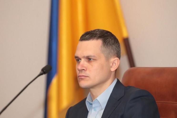 Председатель Харьковской ОГА Кучер в пря…