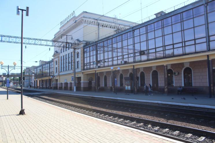 Із Тернополя знову продають залізничні к…