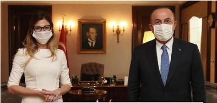 Джапарова у Туреччині провела низку важл…