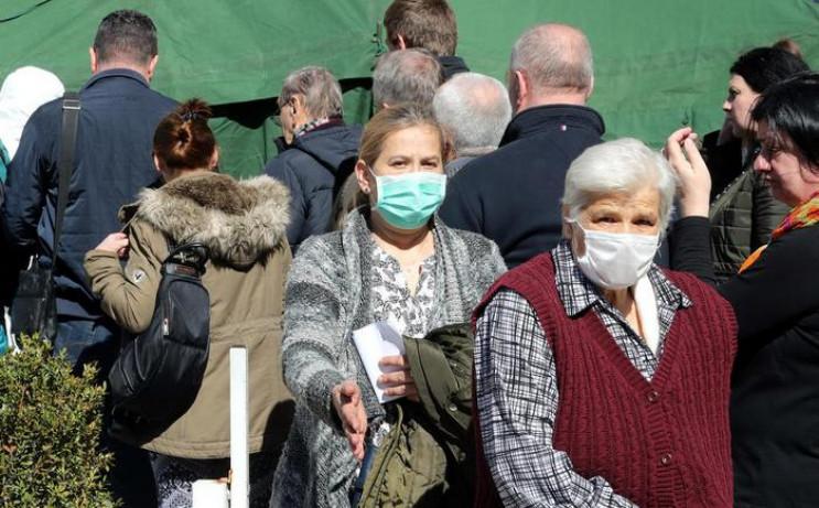 Окупанти зізналися, що хворих коронавіру…