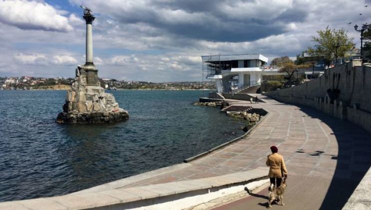 У Севастополі ввели карантин через COVID…