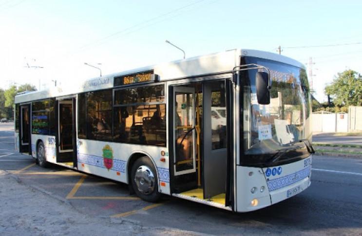 У Запоріжжі відкриють новий автобусний м…