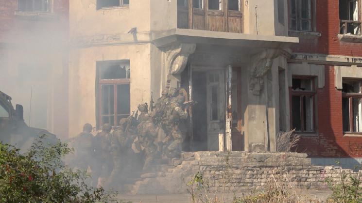 На Луганщині провели антитерористичні на…