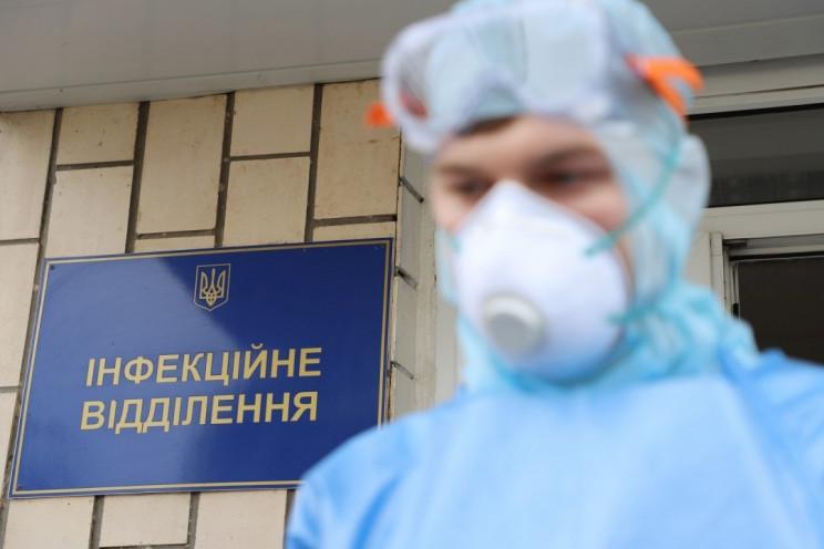 На Харківщині захворюваність на коронаві…