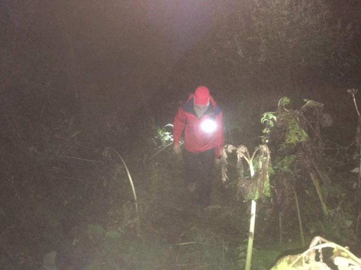 На Закарпатті рятувальники знайшли у ліс…