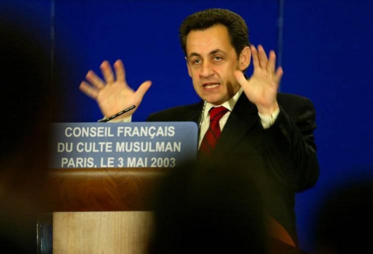 Саркозі звинуватили в створенні злочинно…