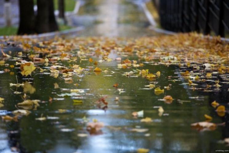 Лиш зрідка 18 жовтня дощитиме на Хмельни…
