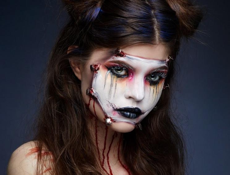 Хелловін-2020: Креативний макіяж до стра…