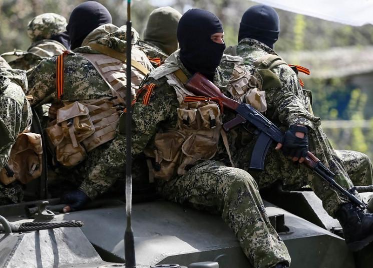 Бойовикам на Донбасі видали українську в…