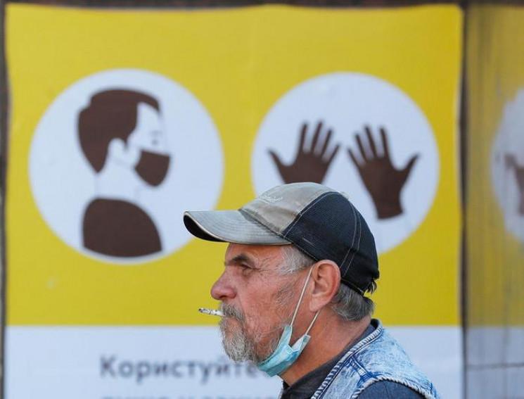 В Украине за сутки зафиксировали 113 сме…