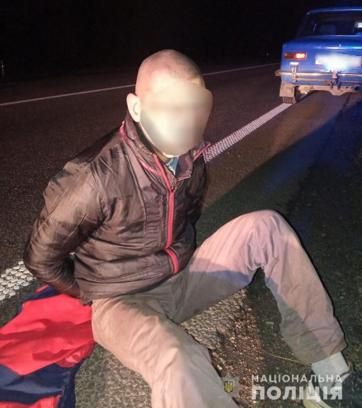 На Вінниччині водії наздогнали чоловіка,…