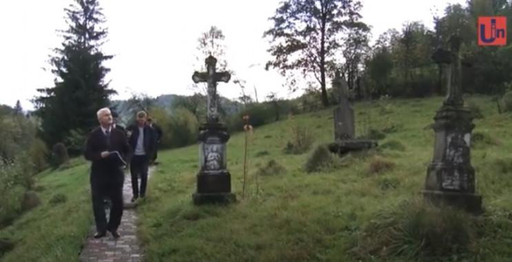 На Міжгірщині відкрили пам'ятник загибли…