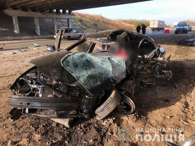 В Харькове разыскивают свидетелей лобово…
