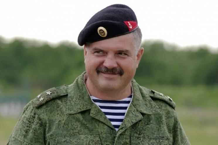 Російський генерал, який захоплював Крим…