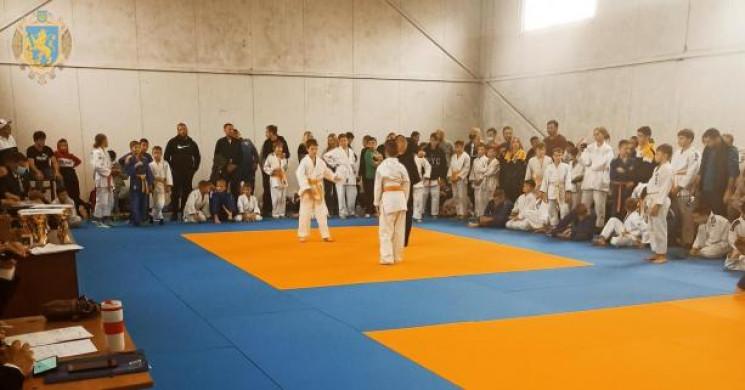 На Львівщині відбувся відкритий турнір з…