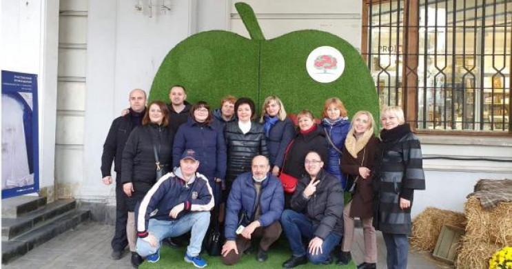 У Львові організували Свято яблук…